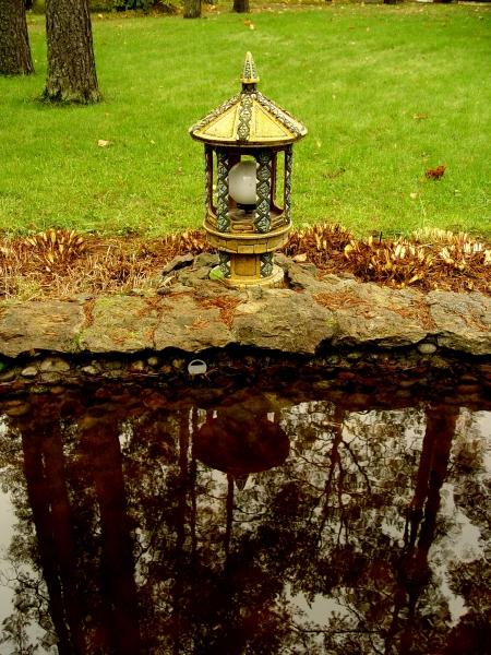 Светильник садовый