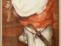 музыкант с волынкой