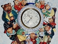 часы медведи