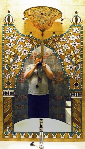 Зеркало восточное