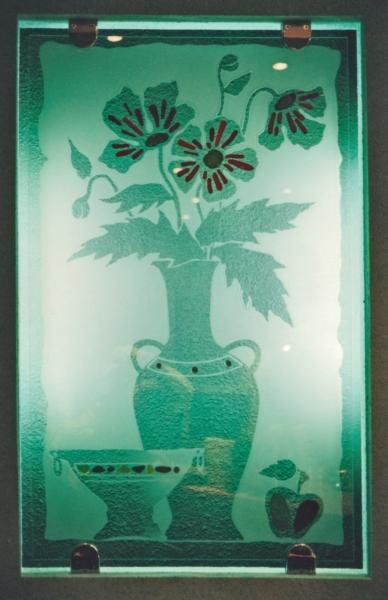 пескоструй вазы 2