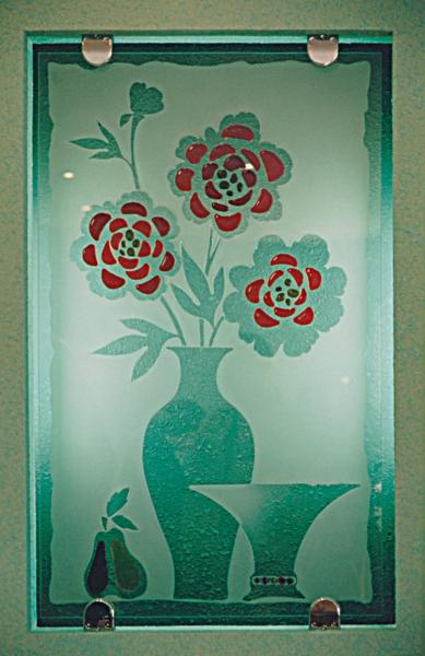 пескоструй вазы