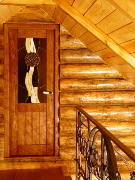 дверь чердак 2